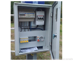 Подключение 15 кВт на участок