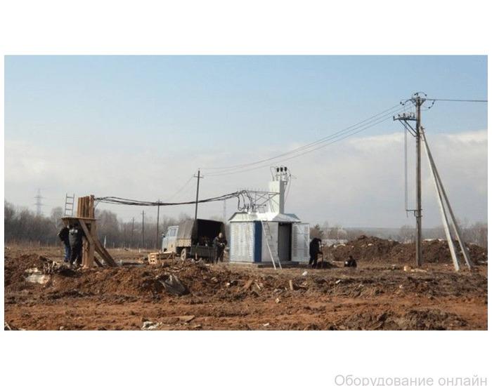 Фото объявления Временное подключение к электросетям на период строительства