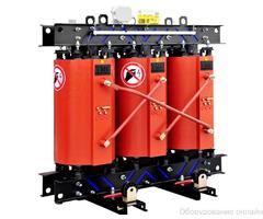 Установка сухого трансформатора в подстанцию