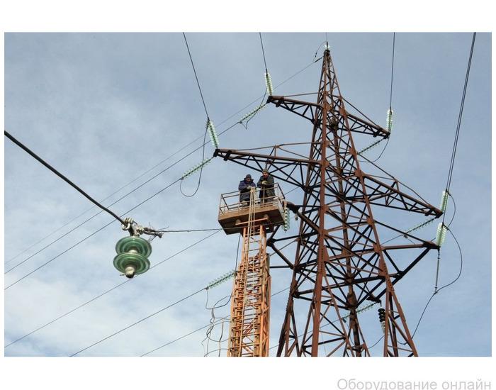 Фото объявления Строительство и реконструкция линий электропередач