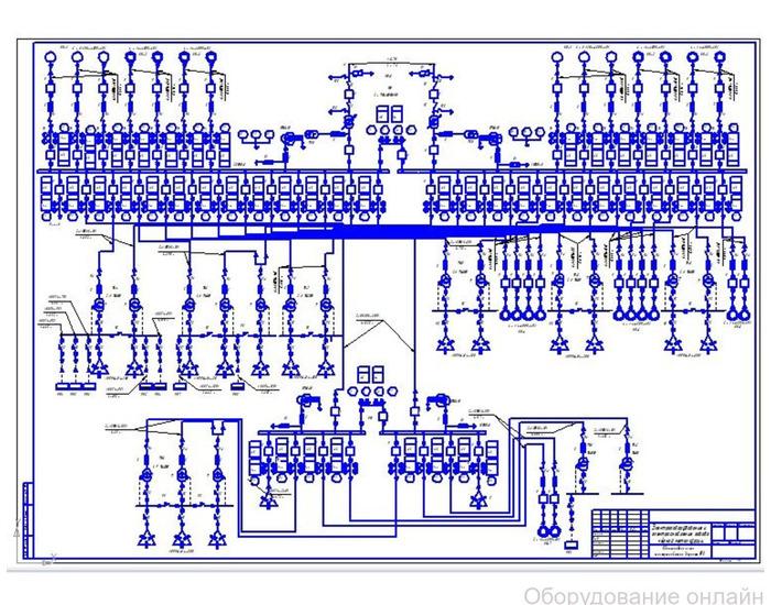 Фото объявления Проектирование электроснабжения предприятий