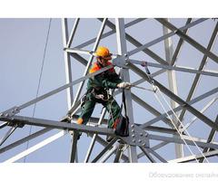 Электромонтаж высоковольтного оборудования