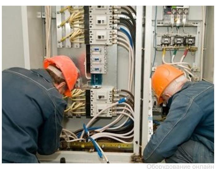 Фото объявления Обслуживание электрических сетей