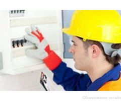 Работы по электромонтажу
