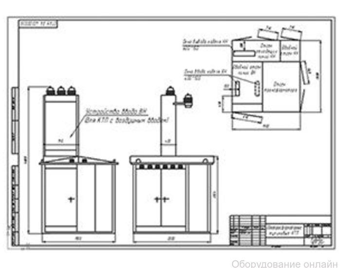 Фото объявления Проектирование подстанций, монтаж и обслуживание