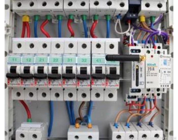 Фото объявления Сборка электрощитового оборудования и щитов управления