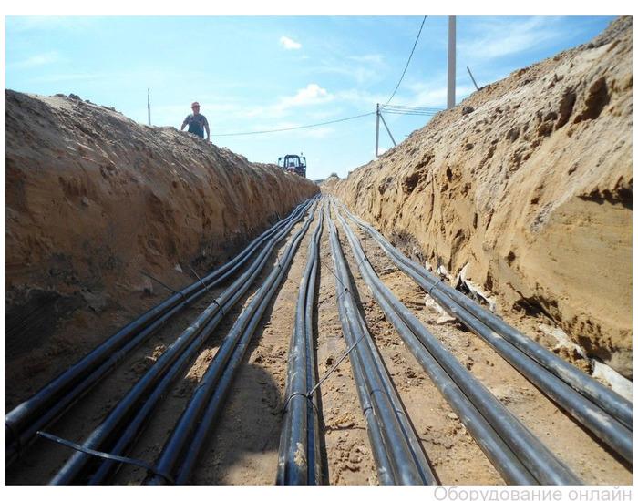 Фото объявления Прокладка кабельных линий