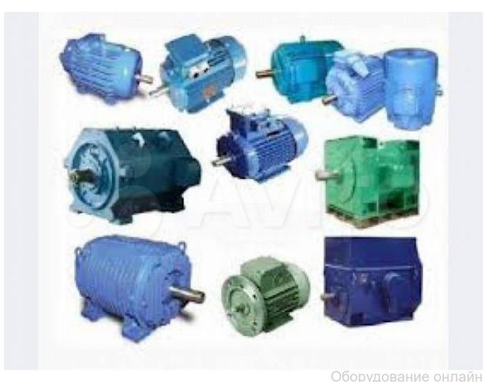Фото объявления Электродвигатели постоянного тока