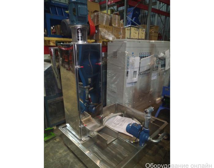Фото объявления Линия грануляции мягких отходов SJ2 125/125 SGM+