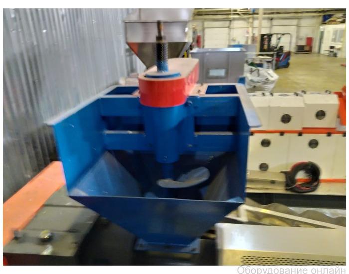 Фото объявления Гранулятор с водокольцевой резкой