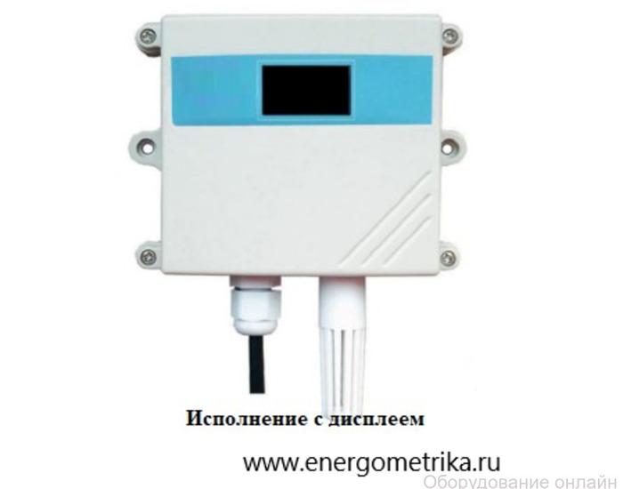 Фото объявления Датчик контроля угарного газа на парковках EnergoM-3001-CO