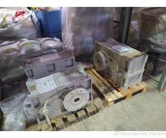 Промышленные редукторы для грануляторов фото