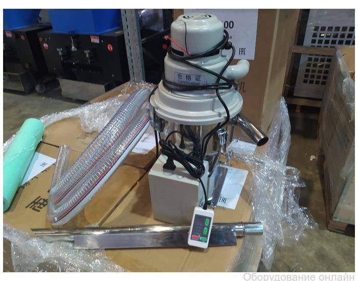Фото объявления Вакуумный загрузчик до 300 кг/ч