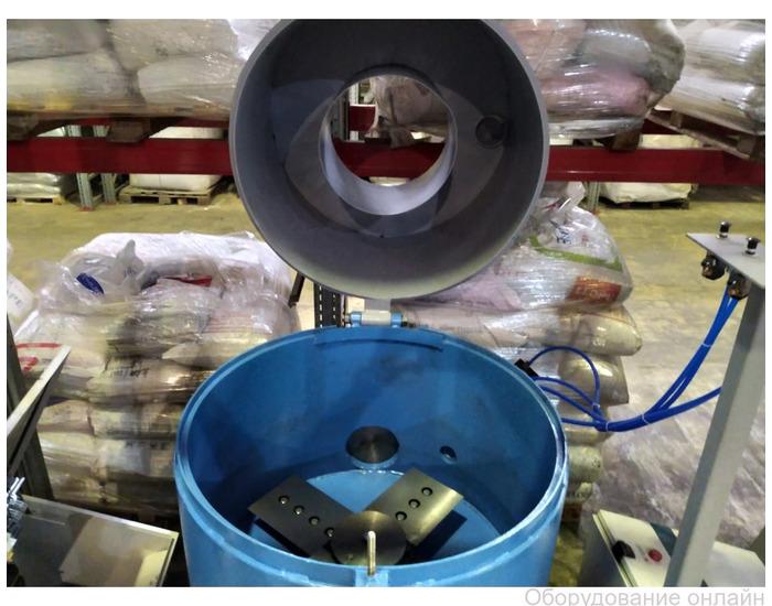 Фото объявления Продаю агломератор полиэтилена, стрейч-пленнки и пр. пленочных отходов