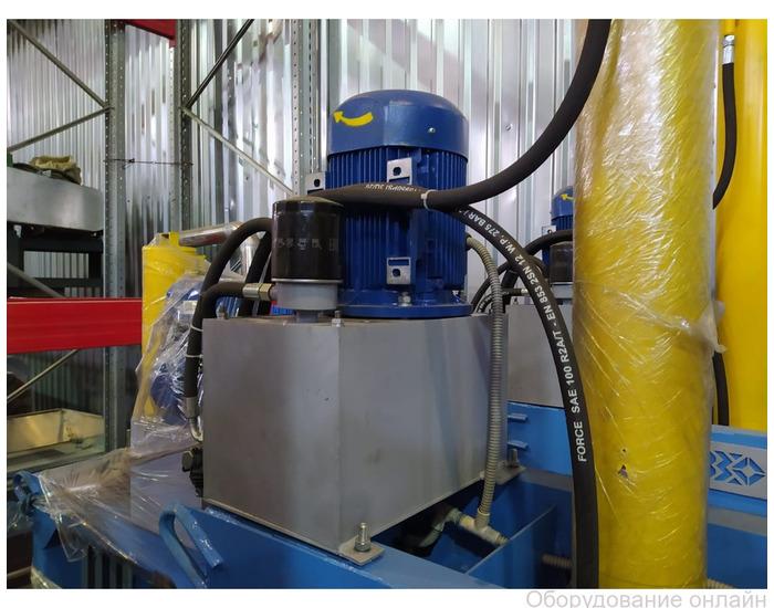 Фото объявления Продаю гильотину для резки пластик ГГР-600