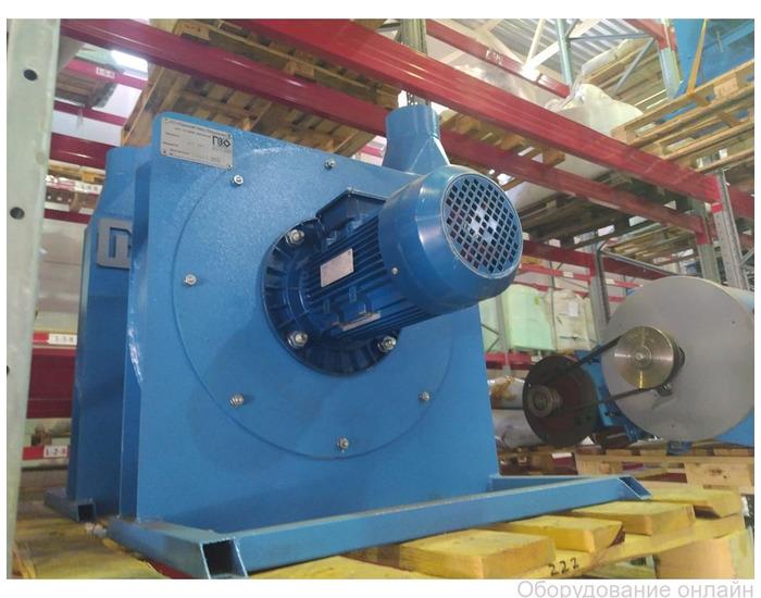 Фото объявления Вентилятор радиальный (мотор-улитка) 7,5 кВт