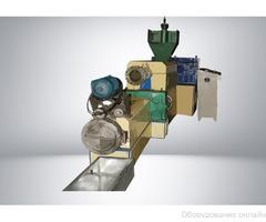 Линия грануляции мягких отходов SJ 150/140 S фото