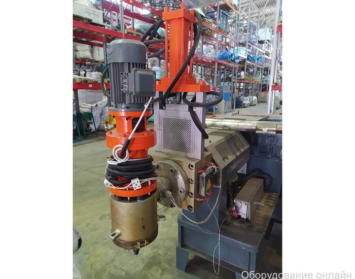 Фото объявления Линия грануляции мягких отходов SJ2 125/125 SGM