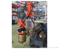 Линия грануляции мягких отходов SJ2 125/125 SGM