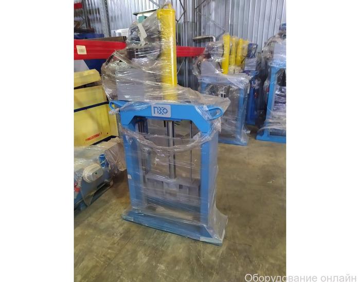 Фото объявления Продам гидравлическую гильотину PZO ГГР-600