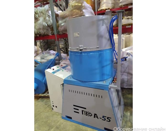 Фото объявления Продаю агломератор для переработки пленки 55 кВт