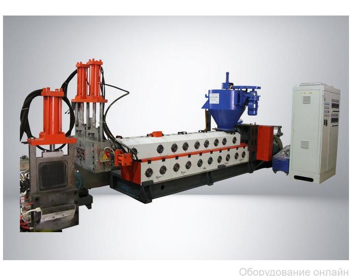 Фото объявления Двухкаскадный гранулятор для мягкого пластика SJ2 125/125 SGM