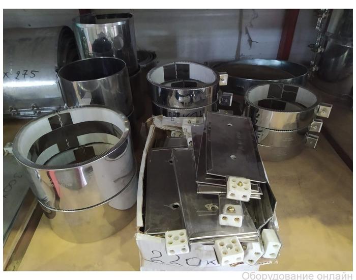 Фото объявления Продаю ТЭНы для экструдеров