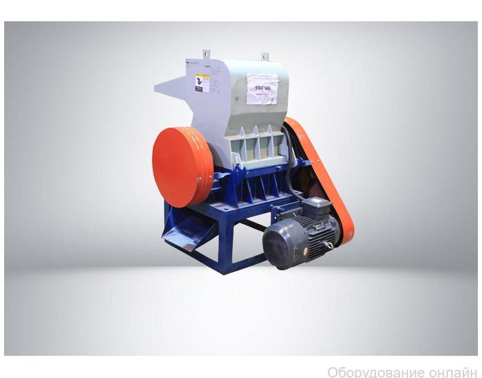 Фото объявления Дробилка для пластиковых бутылок и канистр SWP - 500