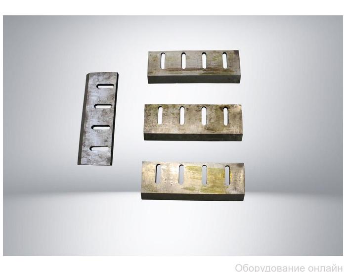 Фото объявления Комплект ножей для дробилки