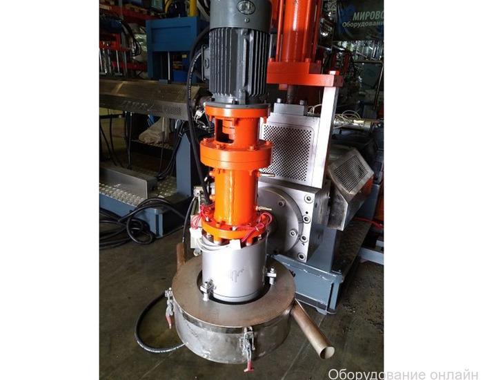 Фото объявления Гранулятор полимеров SJ2 125/125 SGM+
