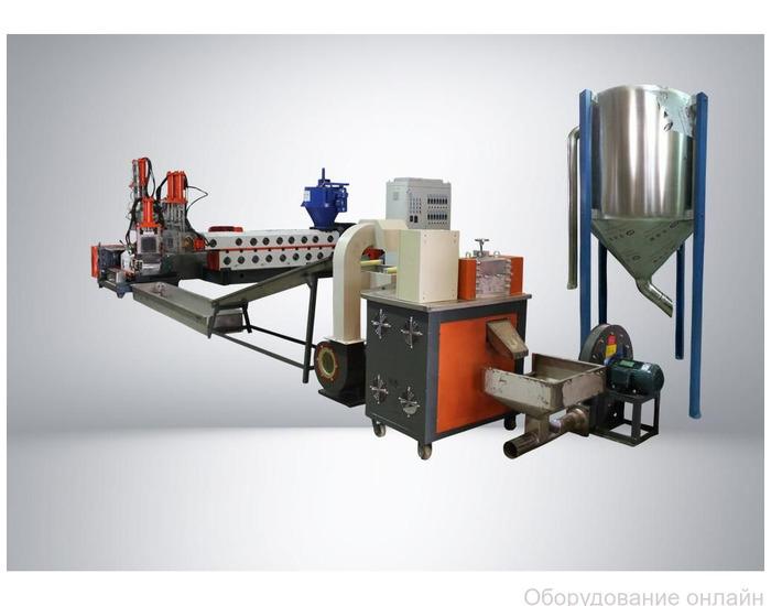 Фото объявления Гранулятор полимеров SJ2 125/125 SGM