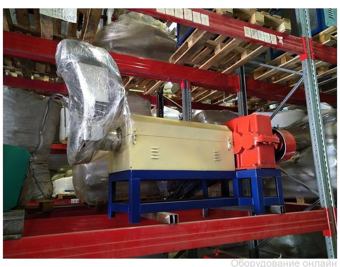 Фото объявления Гранулятор полимеров SJ 125/125