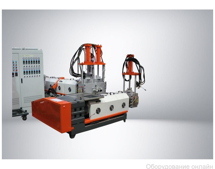 Фото объявления Гранулятор полимеров SJ2 150/150 HGM