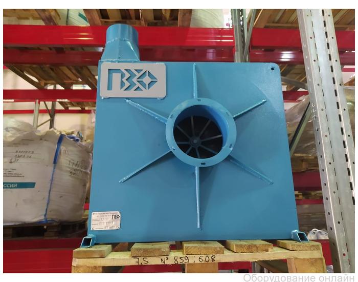 Фото объявления Вентилятор радиальный (мотор-улитка) PZO 7.5-MUX
