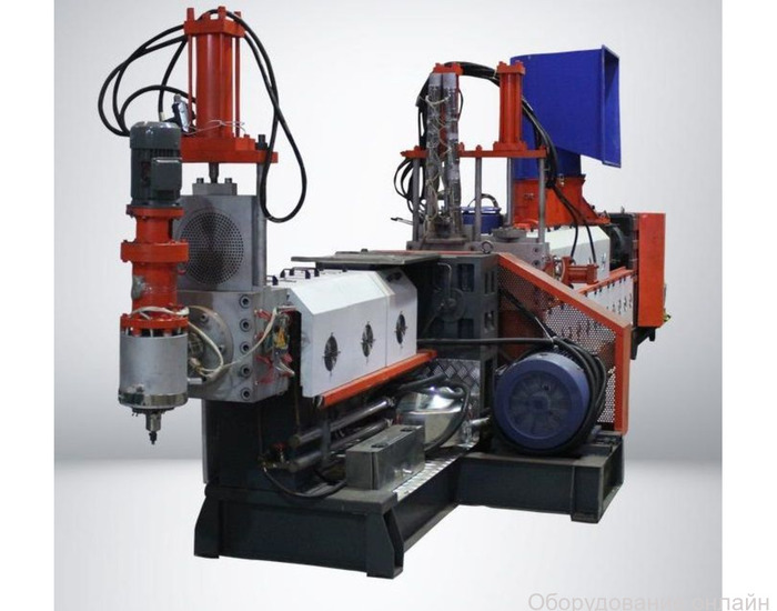 Фото объявления Гранулятор полимеров SJ2 150/150 SKGM