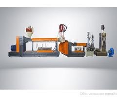 Гранулятор для пластика SJ2 125/125 SGM фото