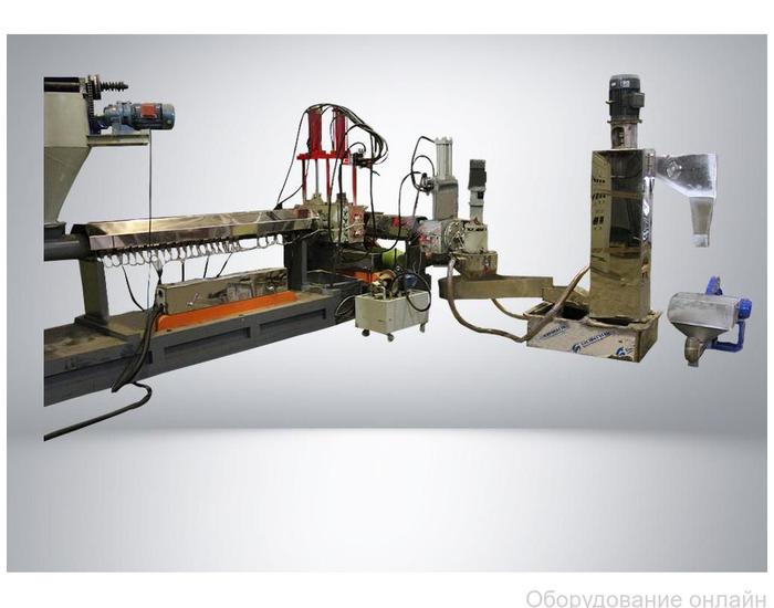 Фото объявления Гранулятор для пластика SJ2 125/125 SGM