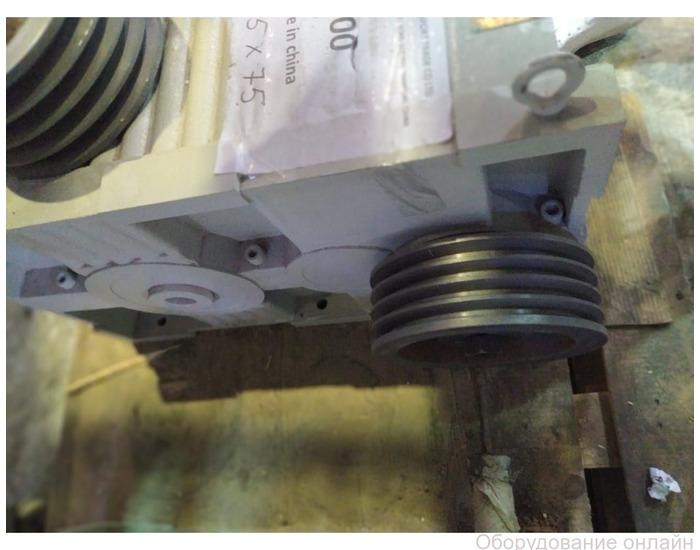 Фото объявления Редуктор для гранулятора JZQ-400