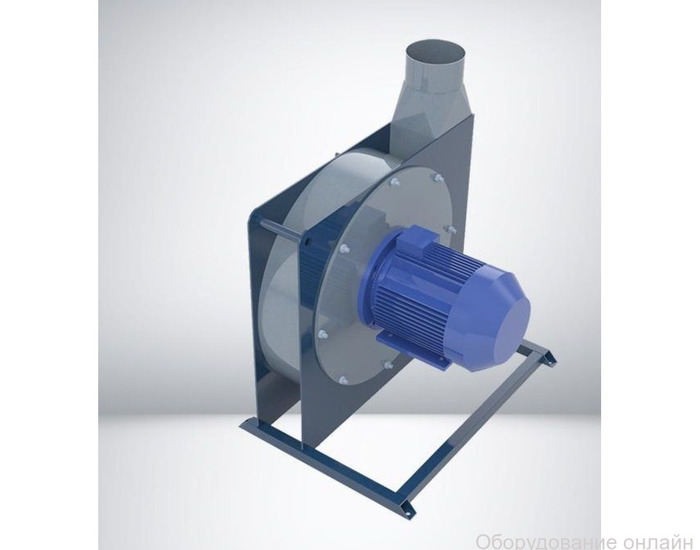 Фото объявления Вентилятор радиальный (мотор-улитка) 3 кВт