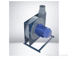 Вентилятор радиальный (мотор-улитка) 3 кВт фото