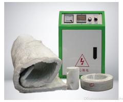 Индукционный нагреватель для гранулятора