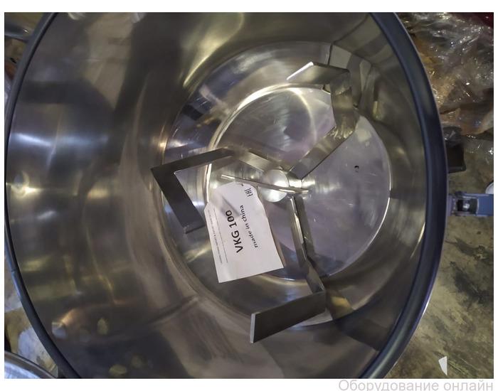 Фото объявления Смеситель вертикальный VKG-100