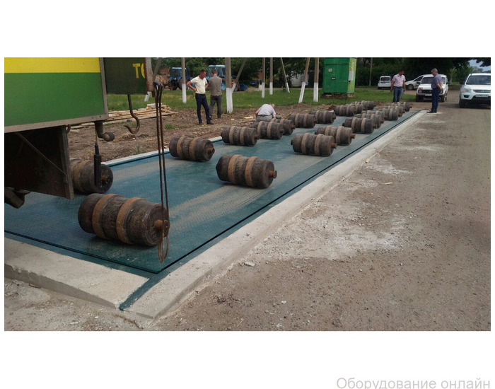 Фото объявления Весы автомобильные 40 тонн ВА-СХТ-40