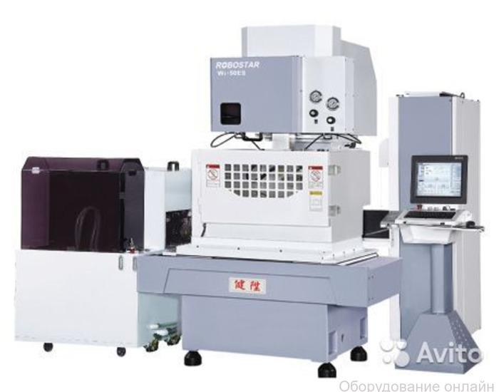 Фото объявления Электроэрозионные прошивные, вырезные станки JSEDM, фрезерные и токарные обрабатывающие центры с ЧПУ