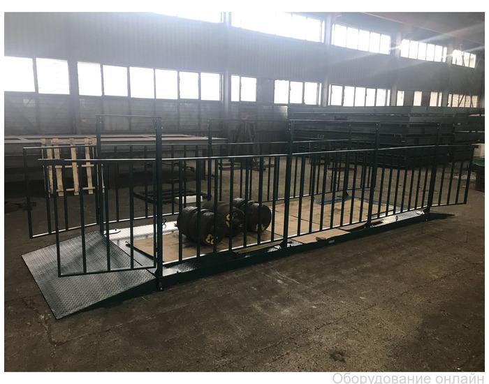 Фото объявления Весы для взвешивания крупного рогатого скота