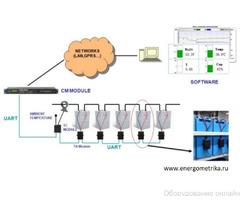 Контроль и мониторинг АКБ с помощью системы БМС01 фото