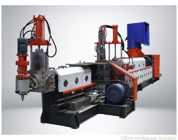 Фото объявления Гранулятор c водокольцевой резкой SJ2 150/150 skgm