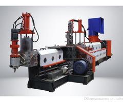 Гранулятор c водокольцевой резкой SJ2 150/150 skgm фото