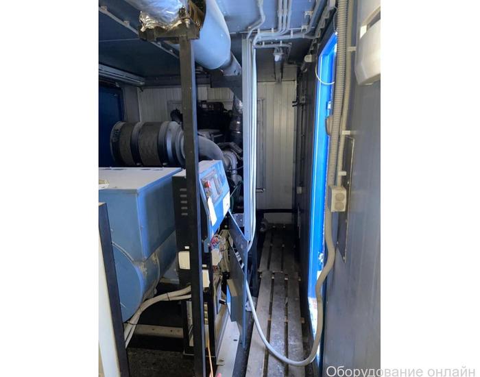 Фото объявления Дизель генератор KOHLER-SDMO v350c2