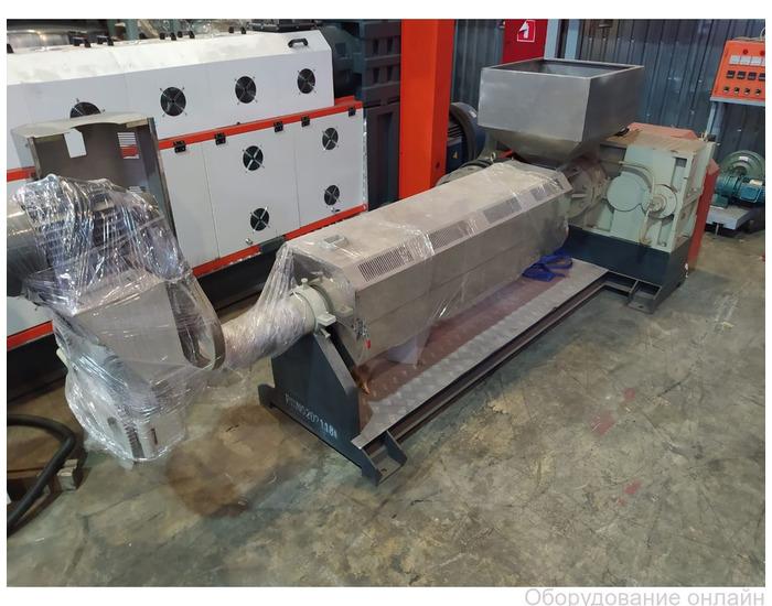 Фото объявления Гранулятор полимеров SJ 125 Н